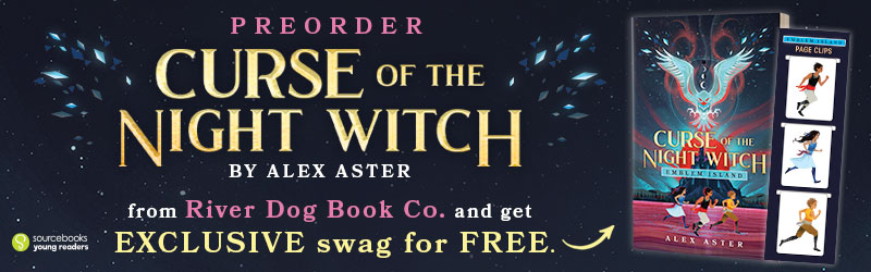 Curse of the Night Witch preorder campaign