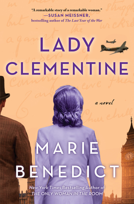 Lady Clementine book cover