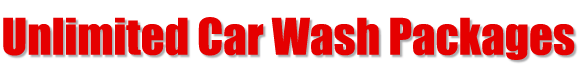 River Falls Car Unlimited Wash Services