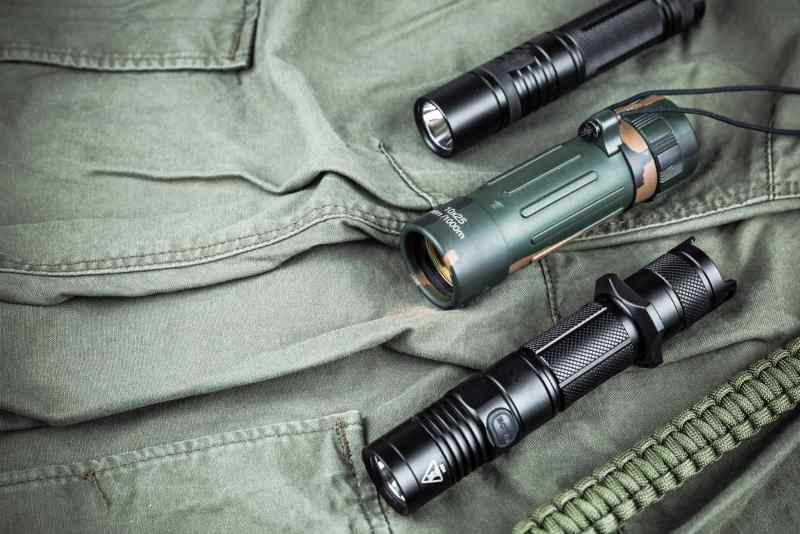 Best Tactical Flashlight for Fishing