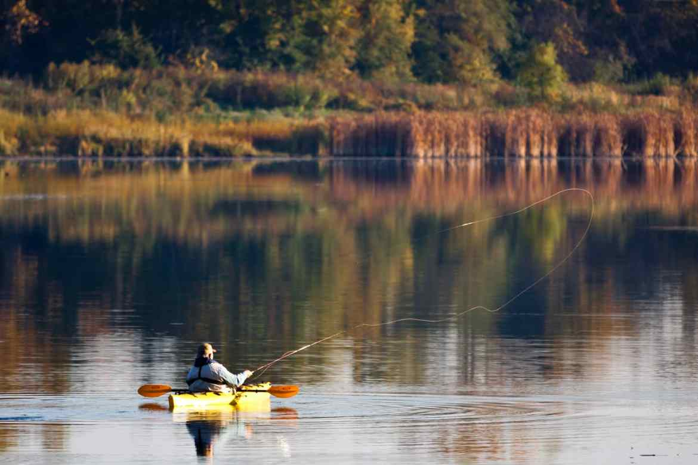 Best Fly Fishing Kayak