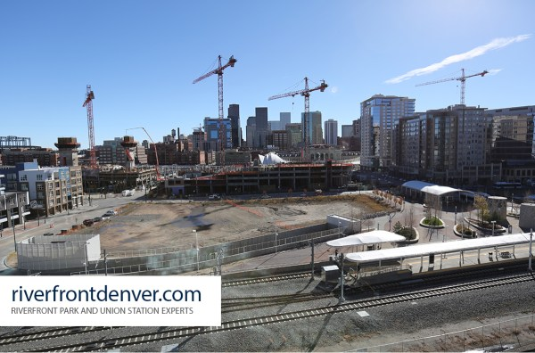 Union Station Denver Construction Update