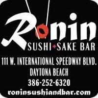 Ronin Sushi & Sake Bar