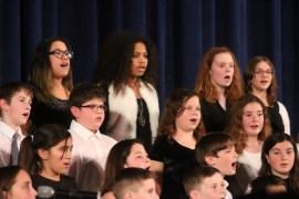 "Pulaski Street School chorus performs ""What's Going On."""