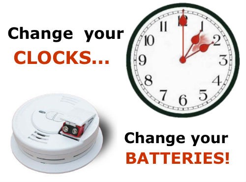 Remember When You Change Your Clocks It S Time To Change Your