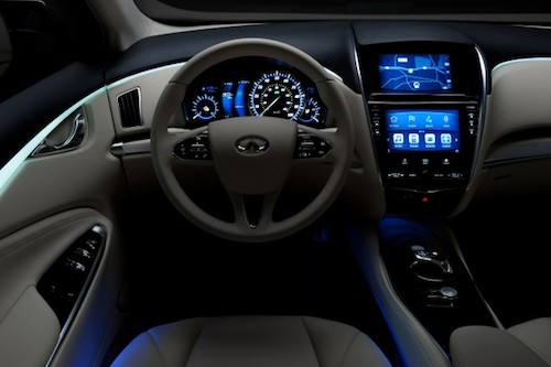 Nissan has collaborated with Google and Intel for its next generation of 'Nissan Connect' technology.