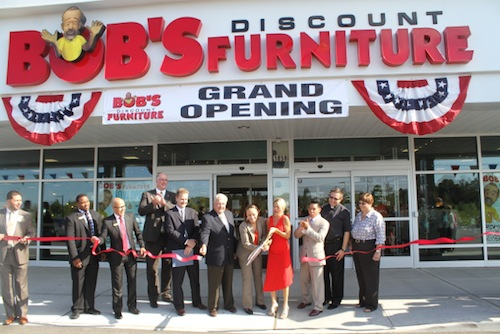 Bob S Discount Furniture Opens In Riverhead Riverheadlocal