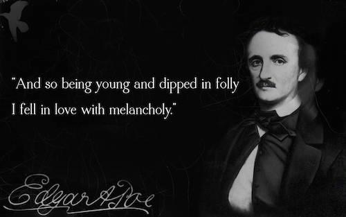 Edgar Allan Poe Festival Schedule, Riverhead: Oct. 31- Nov. 2 ...