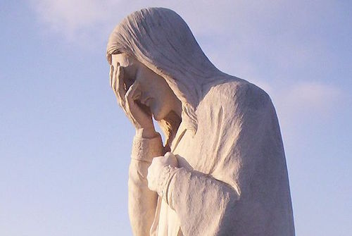 In our time of grief, Jesus weeps with us | RiverheadLOCAL
