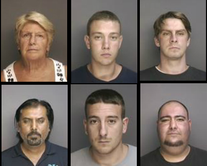 Riverhead cops charge six during undercover alcohol sting operation