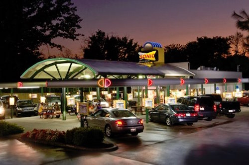 Sonic Drive In Restaurant Plans Riverhead Location On Route