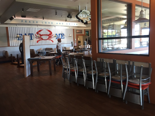 Joe S Crab Shack Shuts Down Riverhead Restaurant Struggling