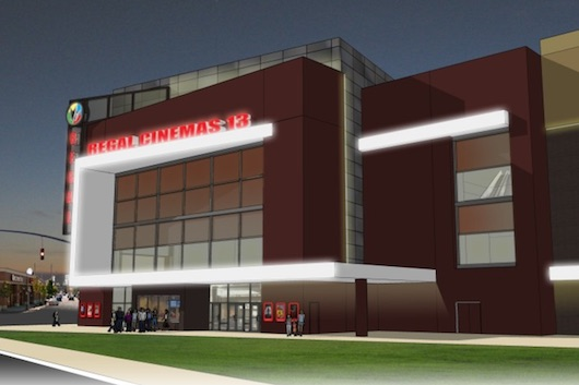 Regal Cinemas Theater On Rt 58 Moving Forward Site Owner