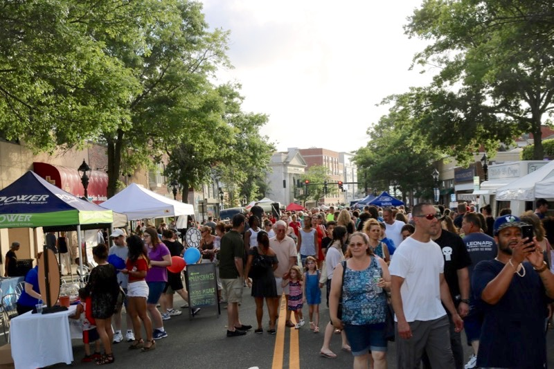 7668d14e7d32 Riverhead Police announce road closures for downtown street festival and  fireworks tonight