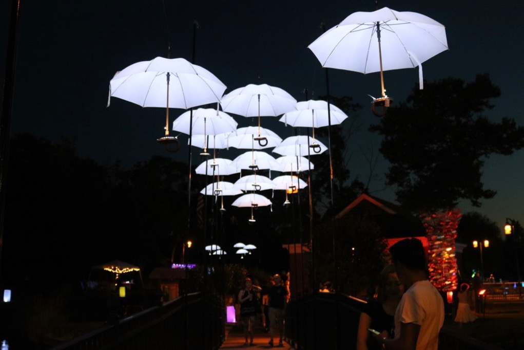 96adf9136c0c Art and light show returns to downtown Riverhead Saturday night ...