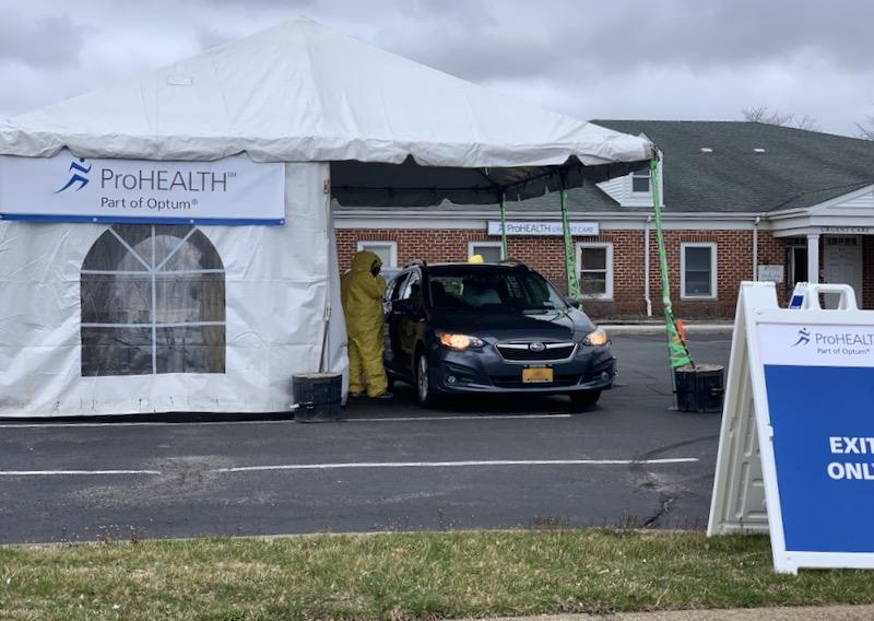 Riverhead Urgent Care Center Offering Drive Through Coronavirus Tests Riverheadlocal
