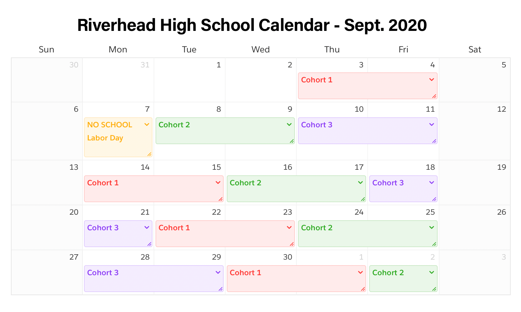 District 742 Releases Statement on Back to School Plans