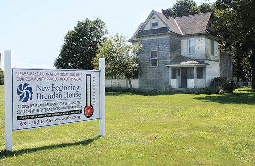 Brendan House, Michael Hubbard, Nancy Reyer, New Beginnings