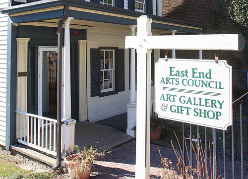 East End Arts announced today it has awarded Riverhead High School student José Alvizures with its annual Frances Ligon Memorial Scholarship.