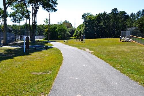 Stozky Park Fitness Trail