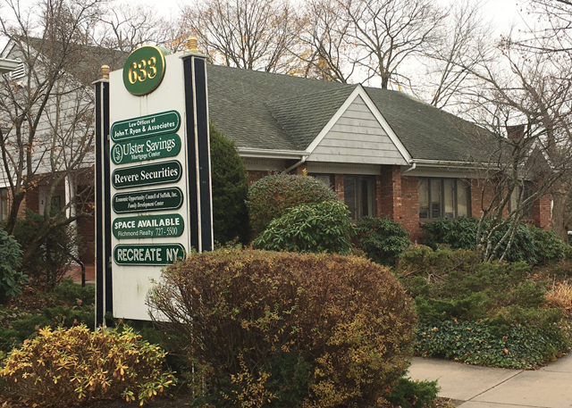 An investigation by a civil rights organization revealed discriminatory lending practices by Ulster Savings Bank, an upstate company that has an office in Riverhead, according to a lawsuit filed last month in federal court.