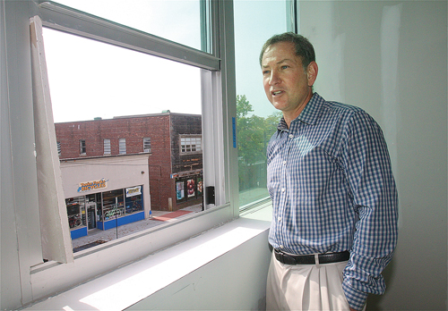 """Michael Butler, managing partner with Woolworth Revitalization, LLC, said Riverhead has """"all the components."""""""