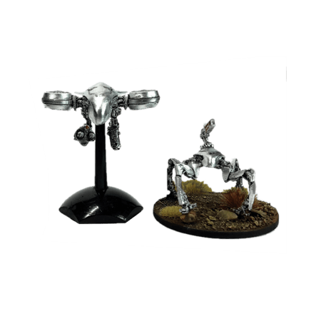 Hunter Killer combo (Spiderdog and Buzzer) for Terminator Genisys the Miniatures Game by River Horse