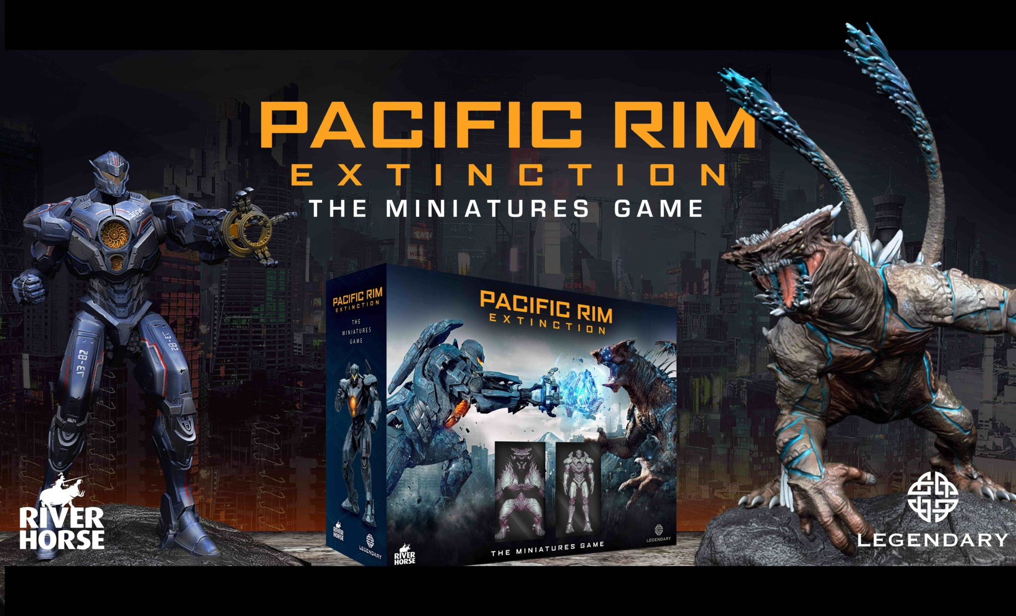 Pacific Rim: Extinction by River Horse