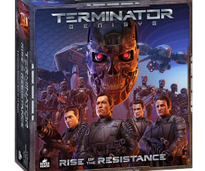 Terminator Genisys: Rise of the Resistance by River Horse