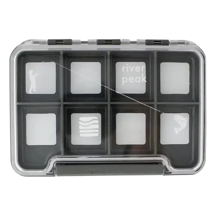 Fighting design compartment fly box M