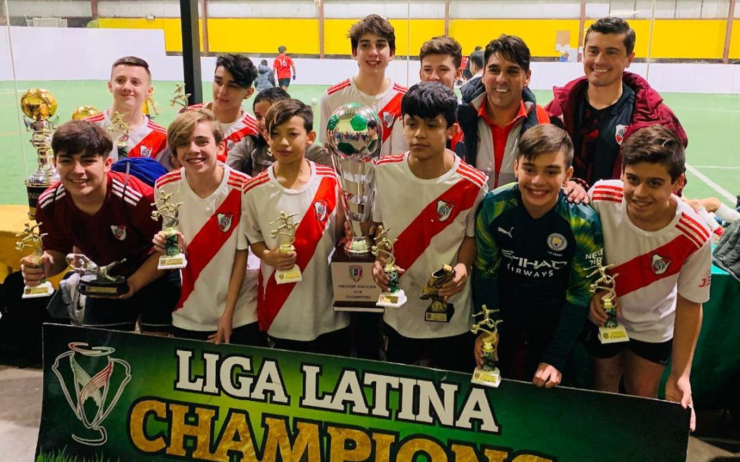 River Plate Indiana Takes Win in Round 6 of the Copa Latina Championship