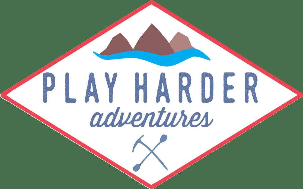 Play Harder Adventures Logo