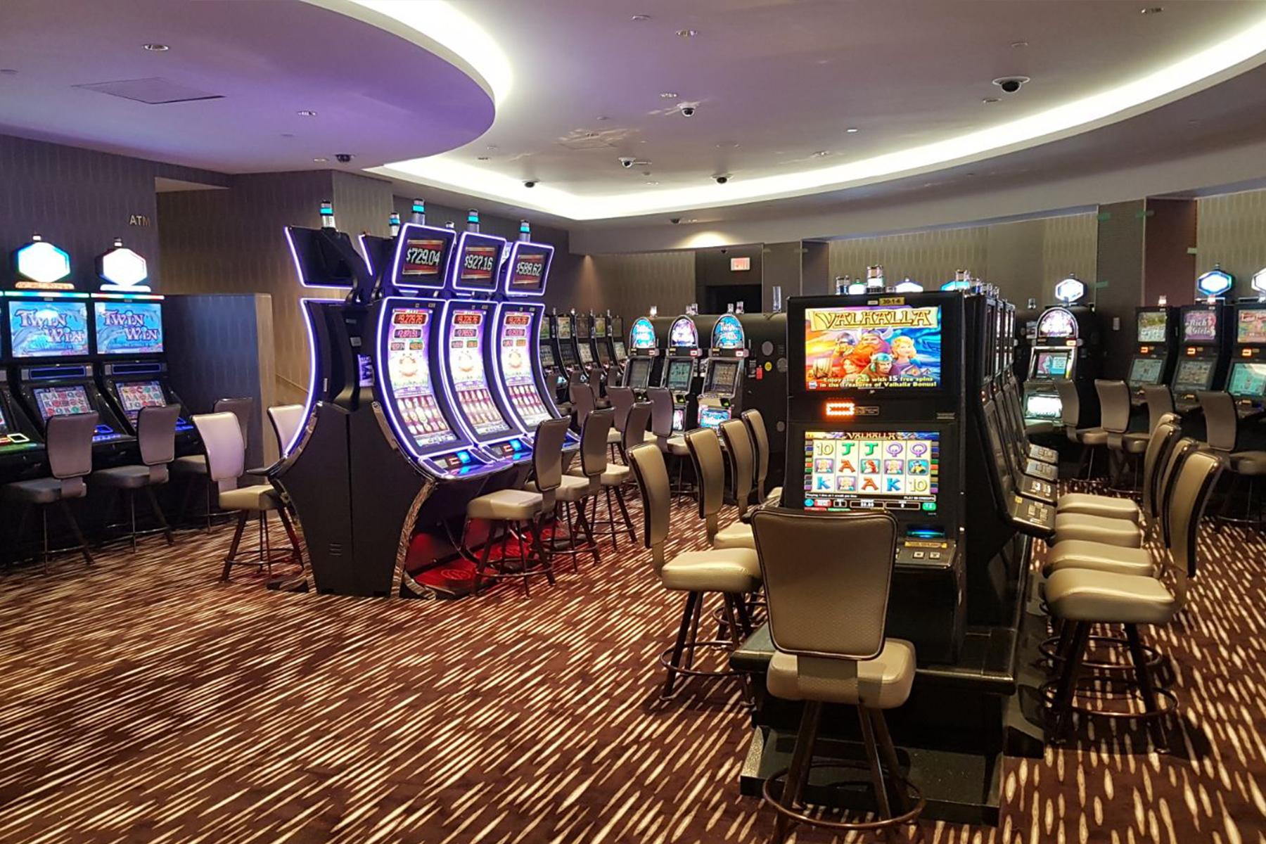 Prive Slots Gallery River Rock Casino Resort