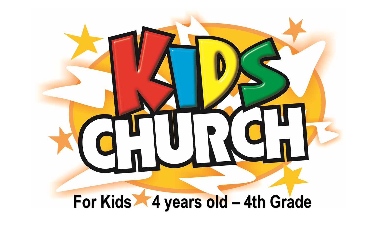 Sunday Morning Kids Church