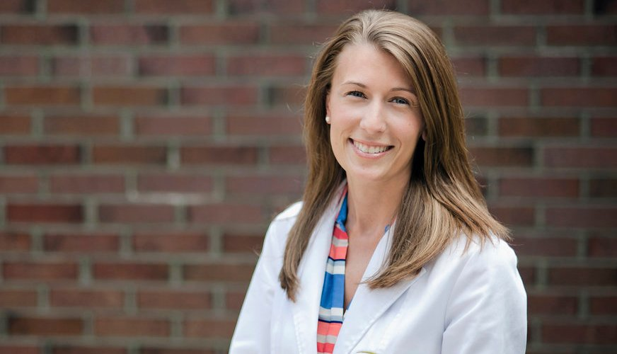 Richmond dentist Dr. Molly Adler