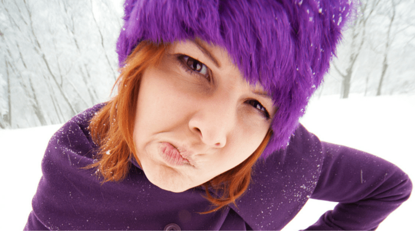 tooth pain in cold weather