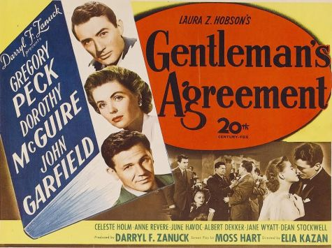 Image result for gentleman's agreement
