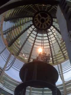 Inside Seguin's Fresnel