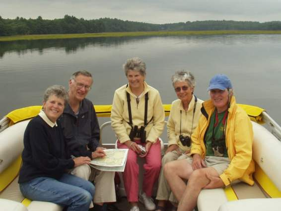 A Group on The Back River