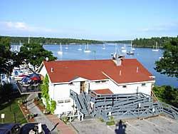 The Osprey at Robinhood Marina