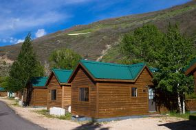 Ext Canal Cabin