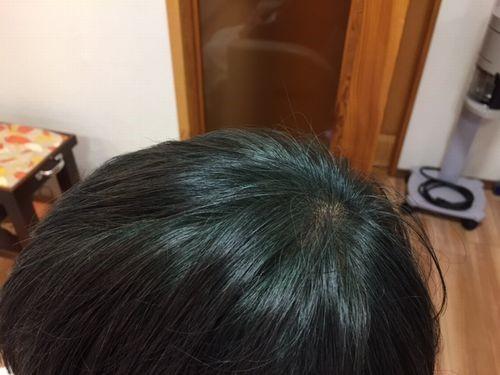 長岡市 ハナヘナ白髪染
