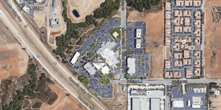 The Inland Valley Medical Center, located at