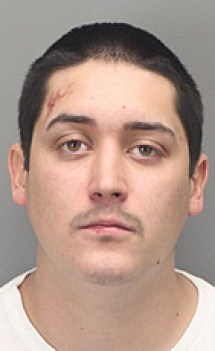 Corey Nelson, 23, of San Jacinto was arrested for his alleged involvement in the shooting.