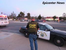 Hemet officers and Hemet-San Jacinto Gang Task Force members assisted in the arrest. Epicenter News photo