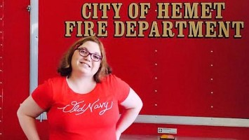 In this episode of Saras Town, Sara visited Hemets historic Firehouse 1.