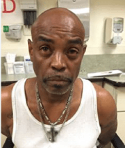Alexander Townsend was arrested after fleeing from a rollover traffic collision.