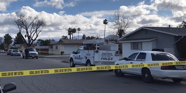 UPDATED: HEMET: Officials investigating dead body found in residential back yard