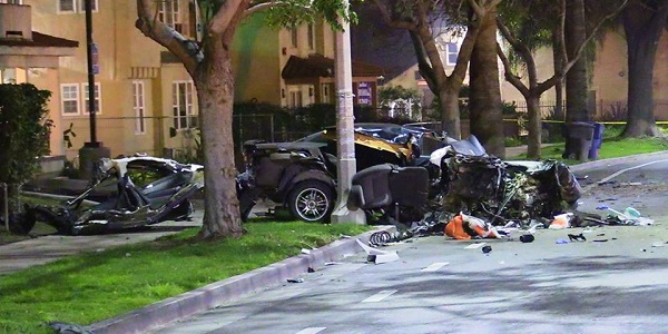 RIVERSIDE: DUI suspected in crash that left passenger dead