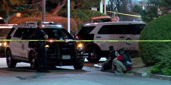 RIVERSIDE: Two bikers shot, one killed, in gas station shooting